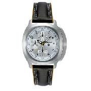 Timberland Gents Abingdon Classic Silver Watch