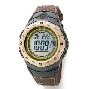 Timex Expedition Gents LCD Digital Compass Watch