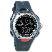 Timex Gents LCD Ironman Dual Display Watch