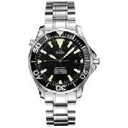 Omega Men's Diver 300M Chronometer Series Seamaster Watch
