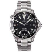 Omega Men's Diver 300M Quartz Series Seamaster Watch