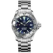 Omega Women's Diver 300M Quartz Series Seamaster Watch