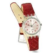 Swatch Strawberry Jam Watch