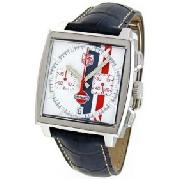 Tag Heuer Men's Automatic Chronograph Series Monaco Watch