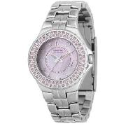 Fossil - Women's Pink Dial with Diamante Detail Bracelet Watch