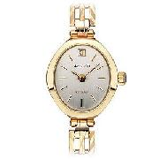 Accurist Ladies' Watch with 9ct Gold Bracelet
