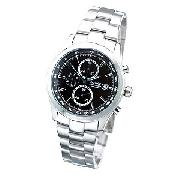 Accurist Men's Chronograph Bracelet Watch