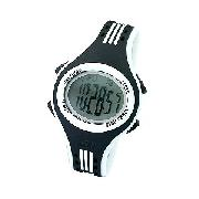 Adidas Child's Black and White Digital Watch