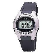 Casio Men's Watch with Stopwatch and Daily Alarm