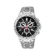 Citizen Eco-Drive Men's Chronograph Bracelet Watch