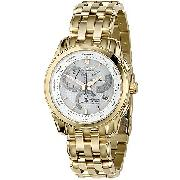 Citizen Men's Eco-Drive Perpetual Calendar Bracelet Watch