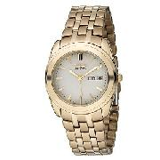 Citizen Men's Gold-Plated Eco-Drive Watch