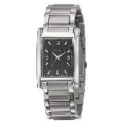 DKNY Men's Rectangular Bracelet Watch