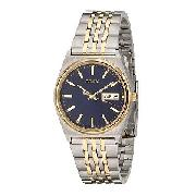 Seiko Men's Bi-Colour Bracelet Watch