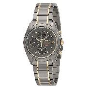 Seiko Men's Chronograph Bracelet Watch