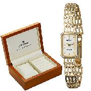 Sovereign Ladies' 9ct Gold Watch