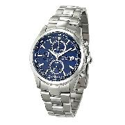 Accurist Men's Stainless Steel Chronograph Watch
