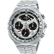 Citizen Calibre Eco-Drive 2100 Men's Stainless Steel Watch