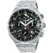 Citizen Eco-Drive Calibre 2100 Men's Stainless Steel Watch