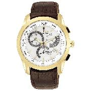 Citizen Eco-Drive Calibre 8700 Men's Gold-Plated Watch