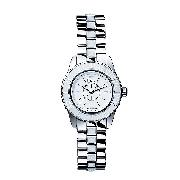 Dior Christal Ladies' Stainless Steel Watch