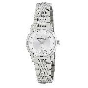 Dreyfuss and Co Ladies' Stainless Steel Bracelet Watch