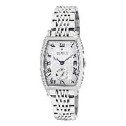 Dreyfuss and Co Men's Stainless Steel Bracelet Watch