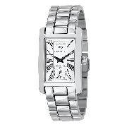 Emporio Armani Classic Ladies Stainless Steel Bracelet Watch
