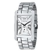 Emporio Armani Classic Men's Stainless Steel Bracelet Watch
