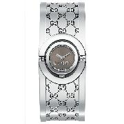 Gucci Twirl Ladies' Brown Dial Watch