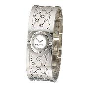 Gucci Twirl Ladies' Mother of Pearl Watch