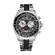 Guess Collection Men's Stainless Steel Bracelet Watch