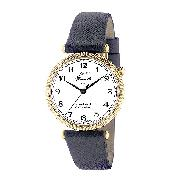 J and T Windmills 18ct Gold Ladies' Mechanical Watch