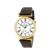 J and T Windmills Bartholomew Men's 18ct Gold Mechanical Watch