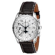 Longines Master Collection Men's Automatic Moon Phase Watch