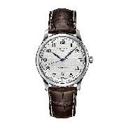 Longines Master Collection Men's Leather Strap Watch