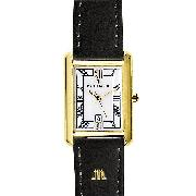 Maurice Lacroix Classique Men's Gold-Plated Watch