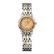 Omega De Ville Prestige Ladies' Two-Colour Watch