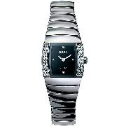 Rado Sintra Jubile Ladies' Diamond-Set Bracelet Watch