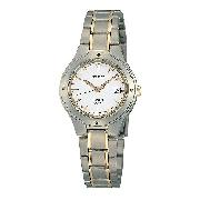 Seiko Ladies' Titanium Bracelet Watch