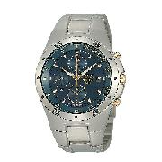 Seiko Men's Titanium Chronograph Watch