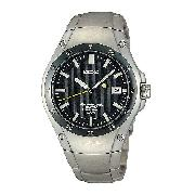 Seiko Sportura Men's Titanium Auto Relay Watch
