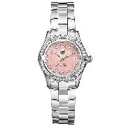 Tag Heuer Aquaracer Ladies' Stainless Steel Diamond Watch