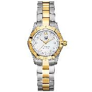 Tag Heuer Aquaracer Ladies' Two-Colour Diamond Watch