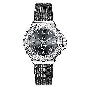 Tag Heuer Formula 1 Ladies' Diamond-Set Watch