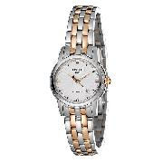 Tissot Ballade Iii Ladies' Two-Colour Automatic Watch