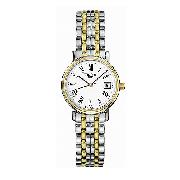 Tissot Desire Ladies' Two-Colour Bracelet Watch