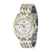 Tissot Prc 100 Chrono Men's Two-Colour Watch