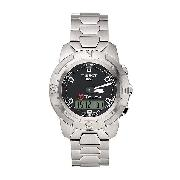 Tissot T-Touch Men's Stainless Steel Bracelet Watch