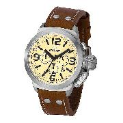 Tw Steel Canteen Style Men's 45Mm Chronograph Watch